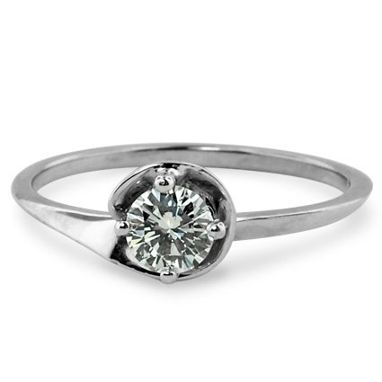 The Irene Ring, top view