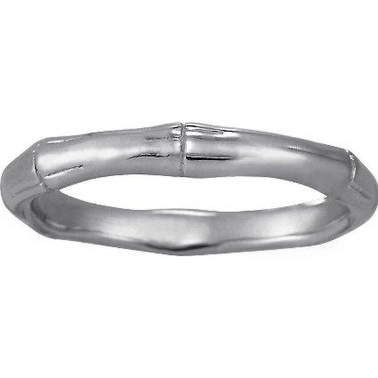 Ring in 18K White Gold