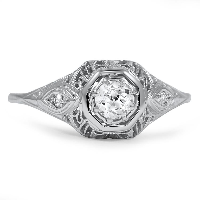 The Bazyli Ring, top view