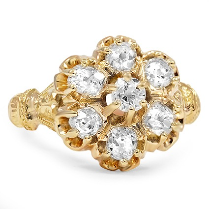 The Emmanuelle Ring, top view