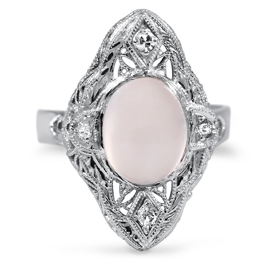 The Mustique Ring, top view