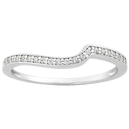 Oceana Ring in Platinum
