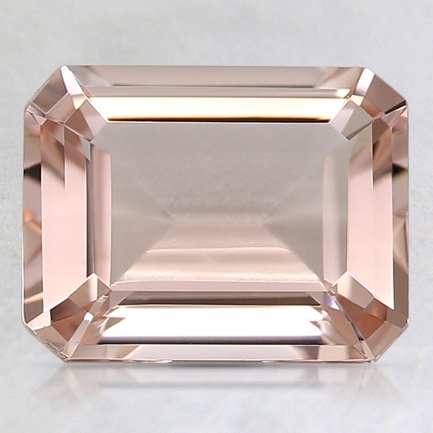9x7mm Peach Emerald Morganite