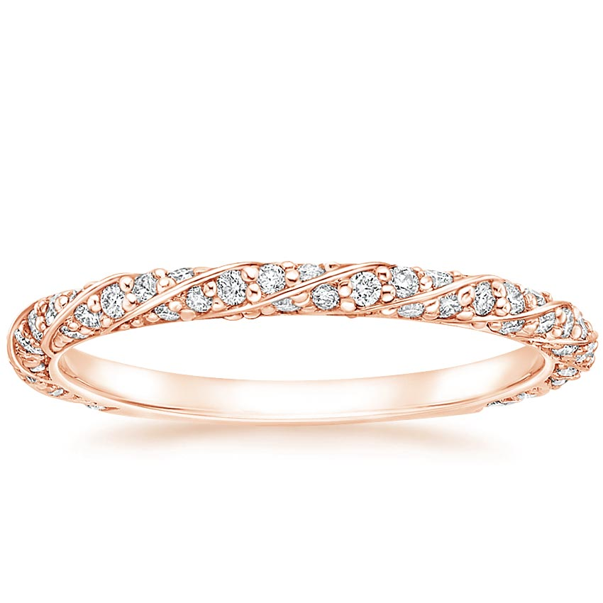 Rose Gold Nova Diamond Ring (1/3 ct. tw.)