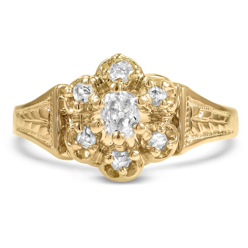 Victorian Diamond Vintage Ring
