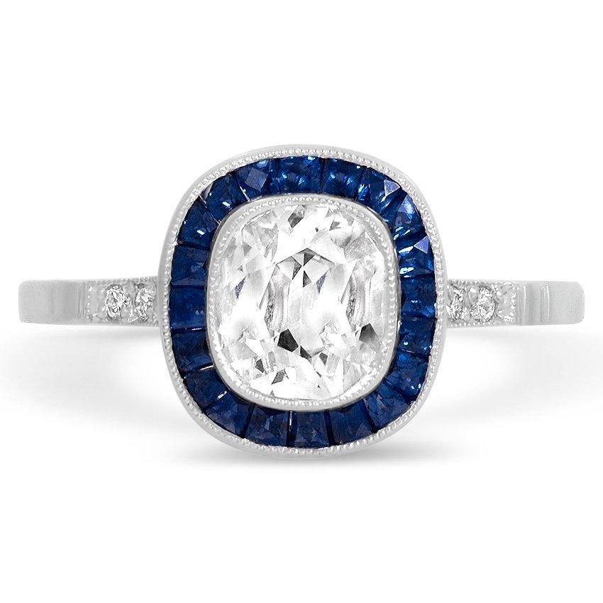 73af3e7fc Art Deco Diamond Vintage Ring | Ambre | Brilliant Earth
