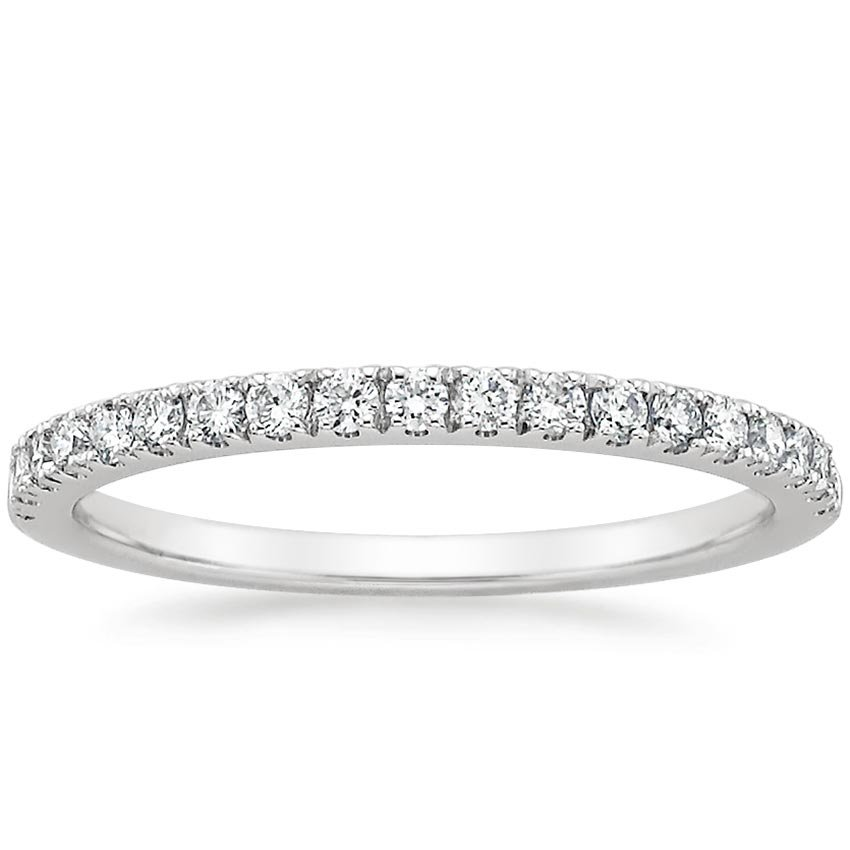 Top Twenty Women's Wedding Rings  - BLISS DIAMOND RING (1/4 CT. TW.)