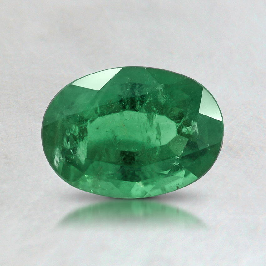 7x5mm Premium Oval Emerald