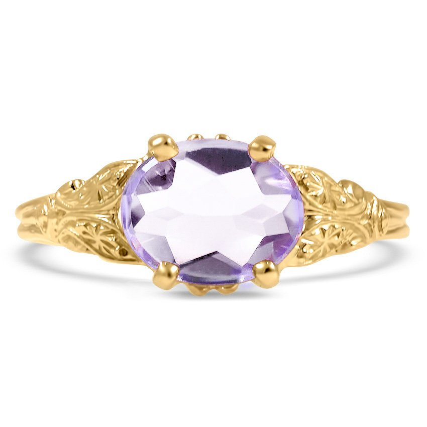 The Altha Ring, top view
