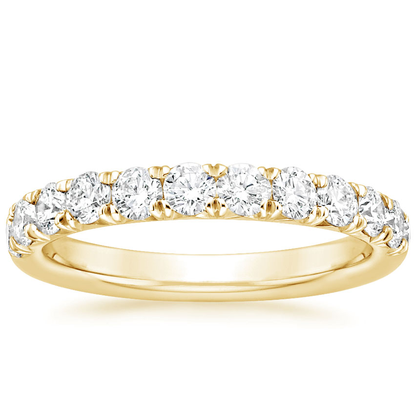 Yellow Gold Luxe Anthology Lab Diamond Ring (2/3 ct. tw.)