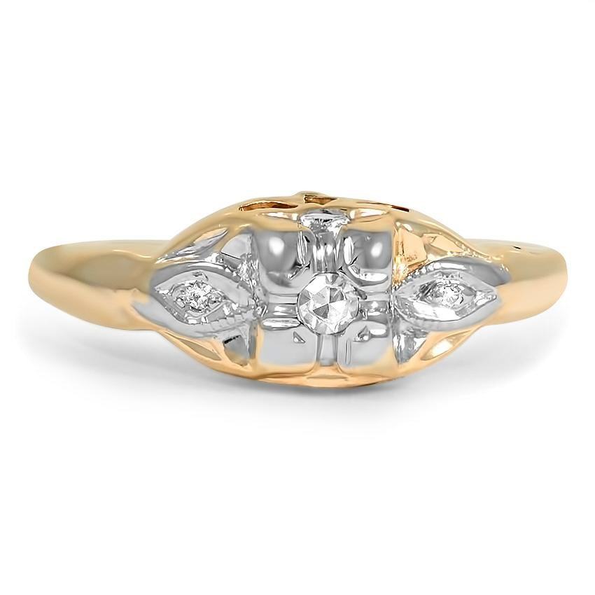 The Margherita Ring, top view
