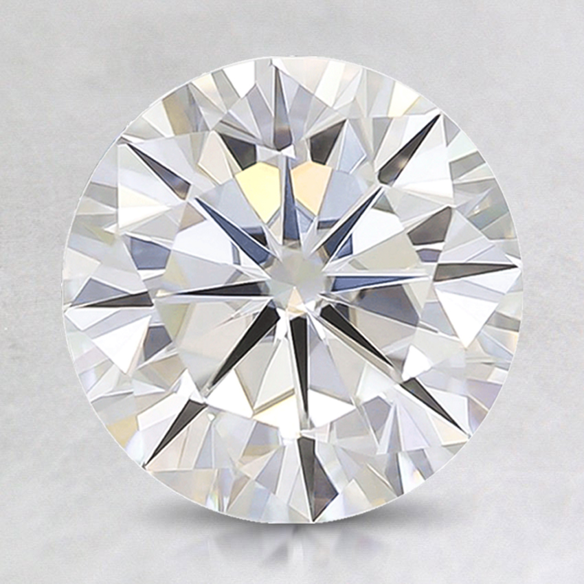 8mm Premium Round Moissanite
