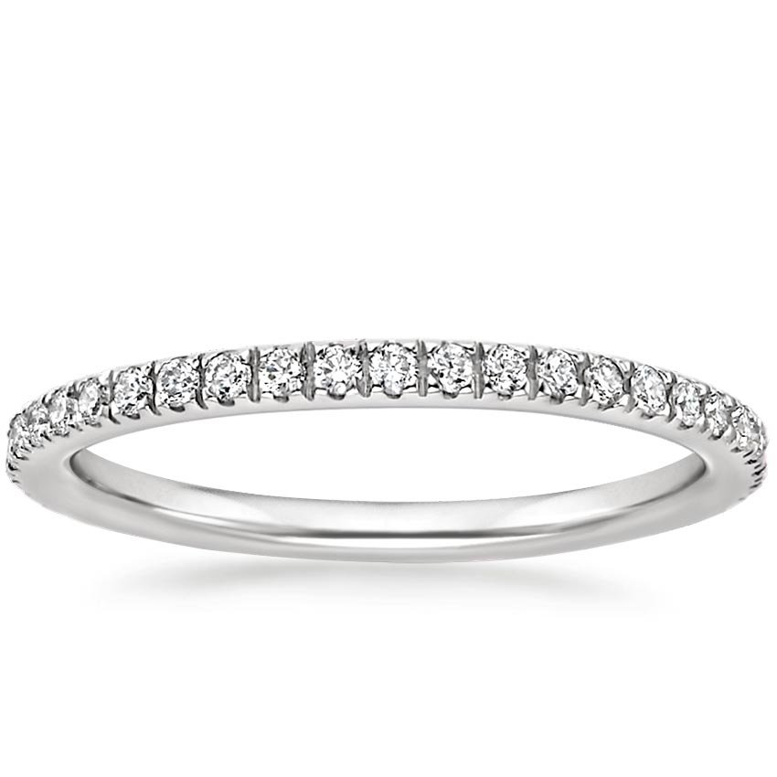 Top Twenty Women's Wedding Rings - BALLAD DIAMOND RING (1/4 CT. TW.)