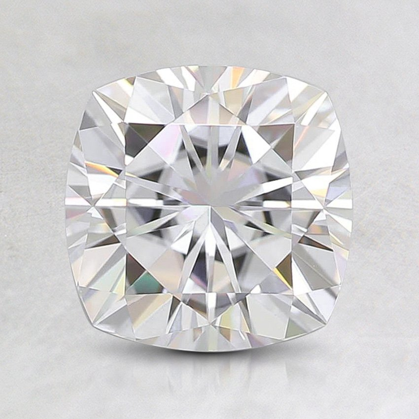 7mm Super Premium Cushion Moissanite