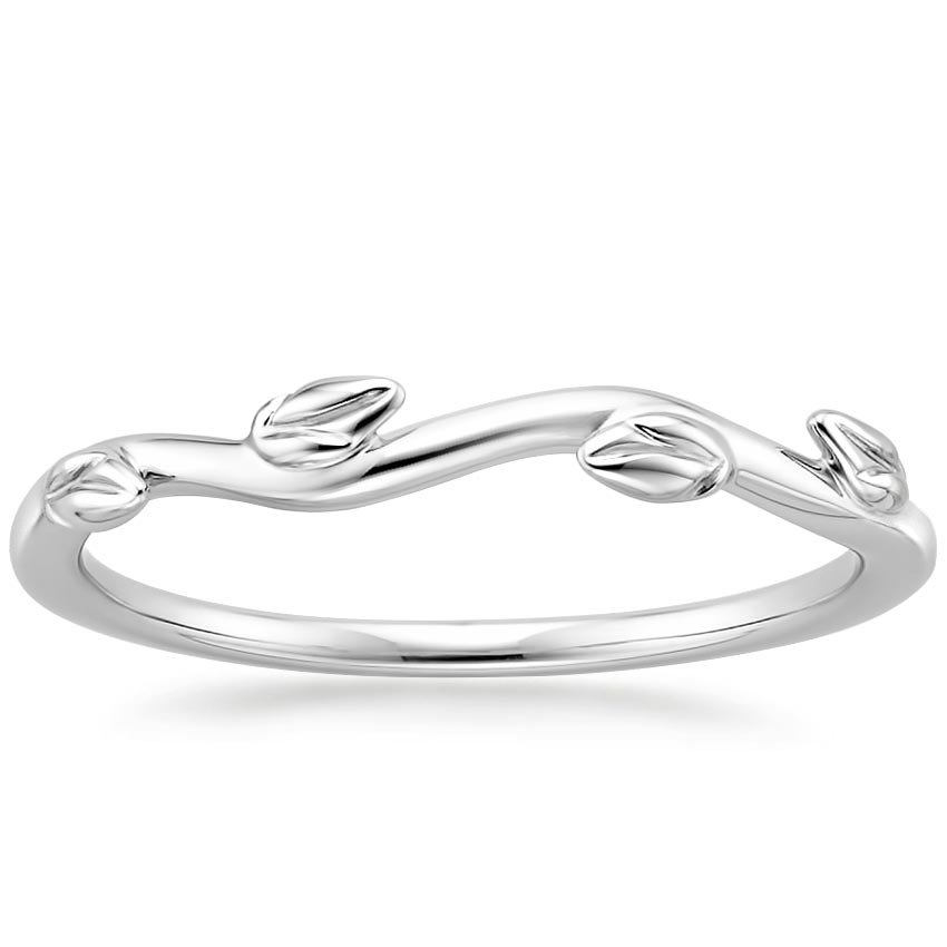 Vine Wedding Ring