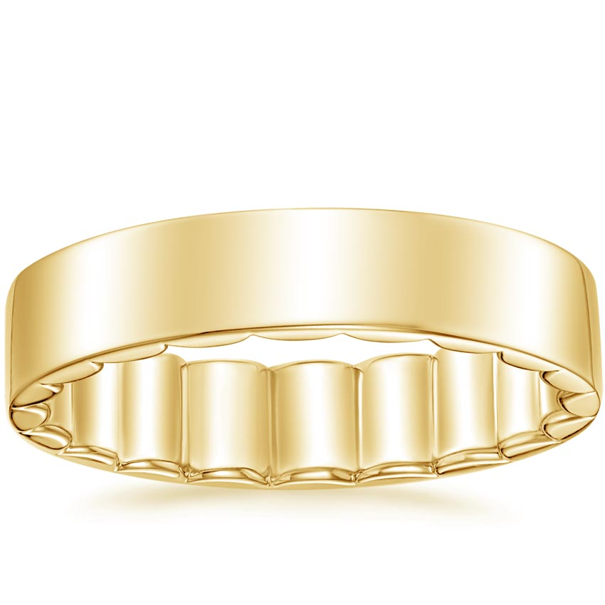 Yellow Gold Sinclair Ring