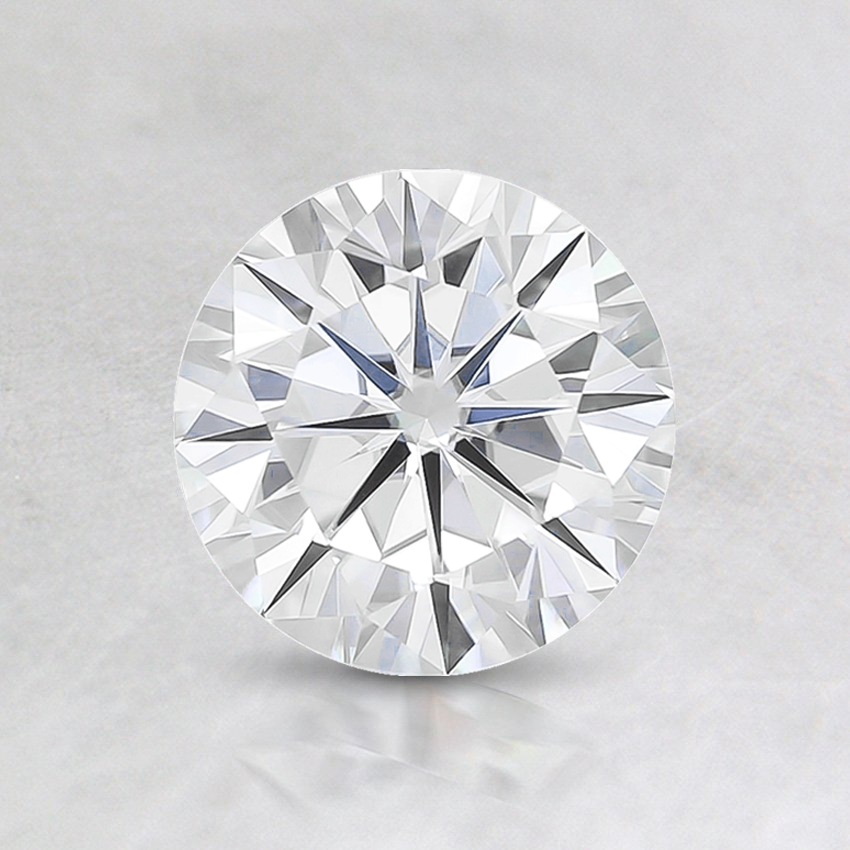 6mm Super Premium Round Moissanite