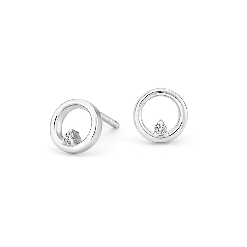 Unity Diamond Earrings