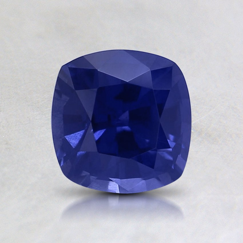 6mm Color Change Cushion Sapphire