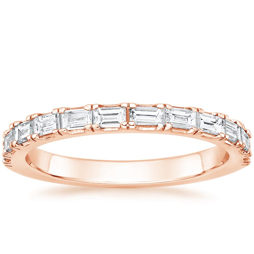 Rose Gold Gemma Diamond Ring (1/2 ct. tw.)