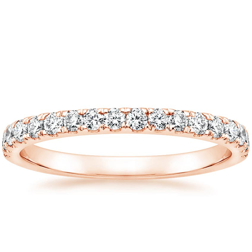 Rose Gold Constance Diamond Ring (1/3 ct. tw.)