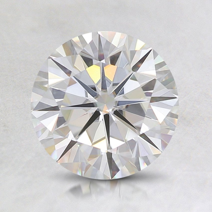 7mm Premium Round Moissanite