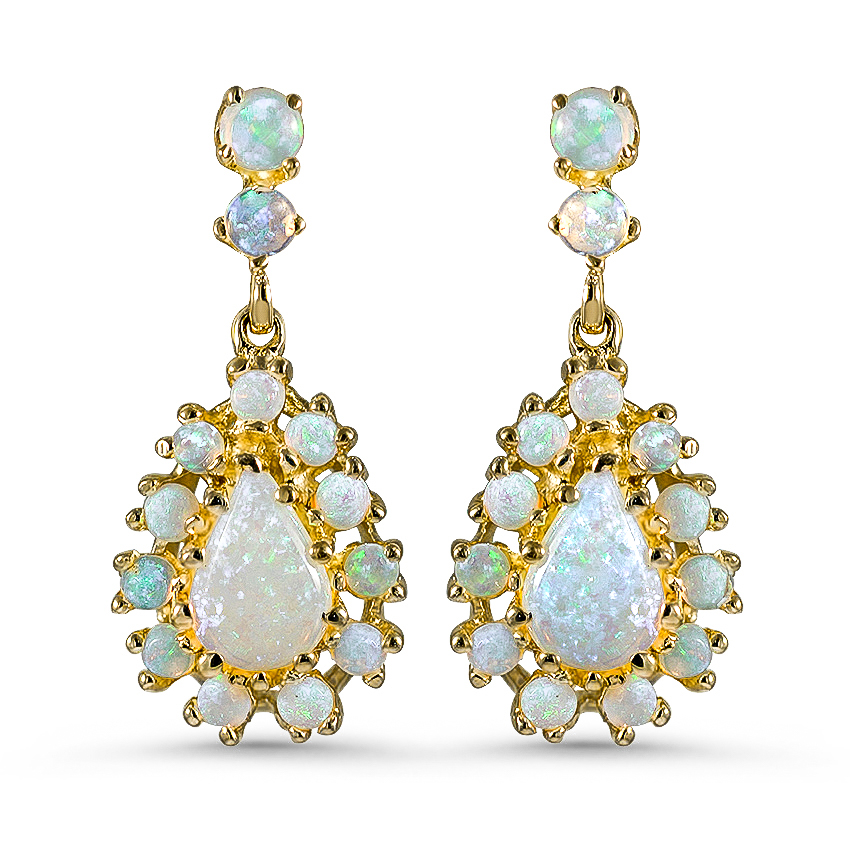 The Elgin Earrings