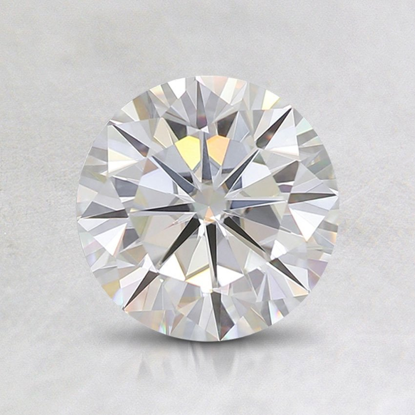 6.5mm Premium Round Moissanite