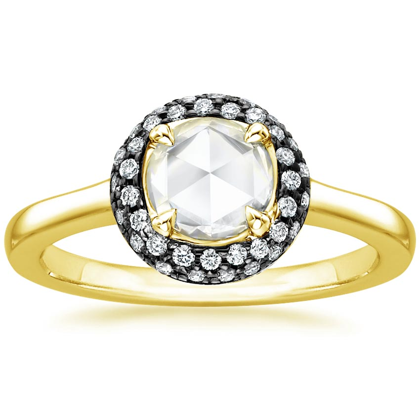 Yellow Gold Dusk Diamond Ring (3/4 ct. tw.)