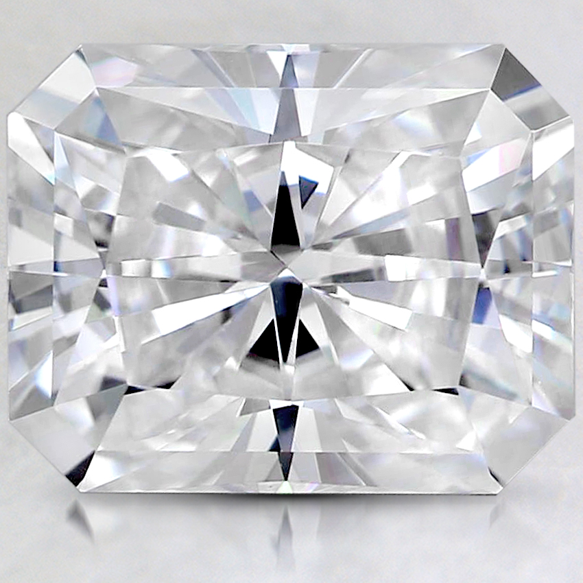 10x8mm Super Premium Radiant Moissanite