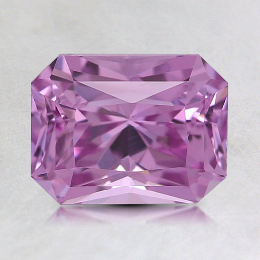 7.7x6mm Unheated Purple Radiant Sapphire