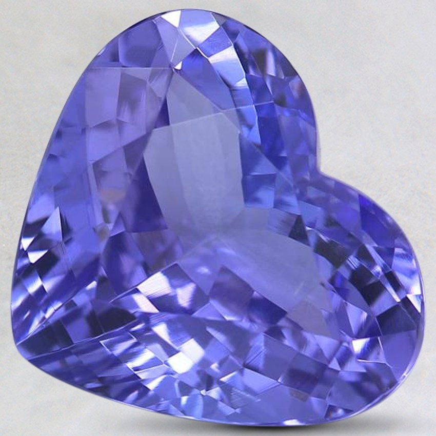 11x12.5mm Premium Purple Heart Tanzanite