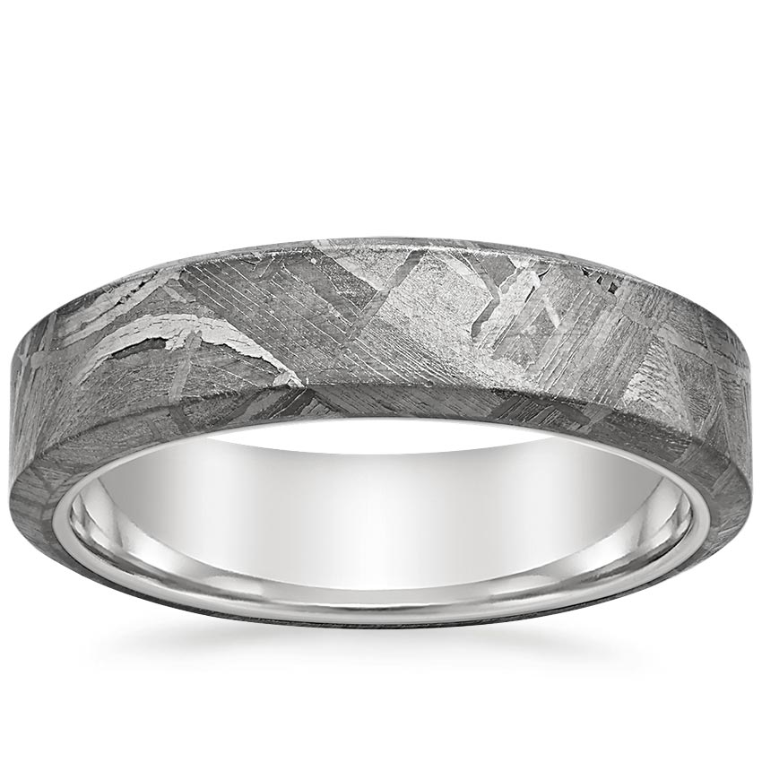 Top Twenty Men's Wedding Rings - TUNDRA WEDDING RING