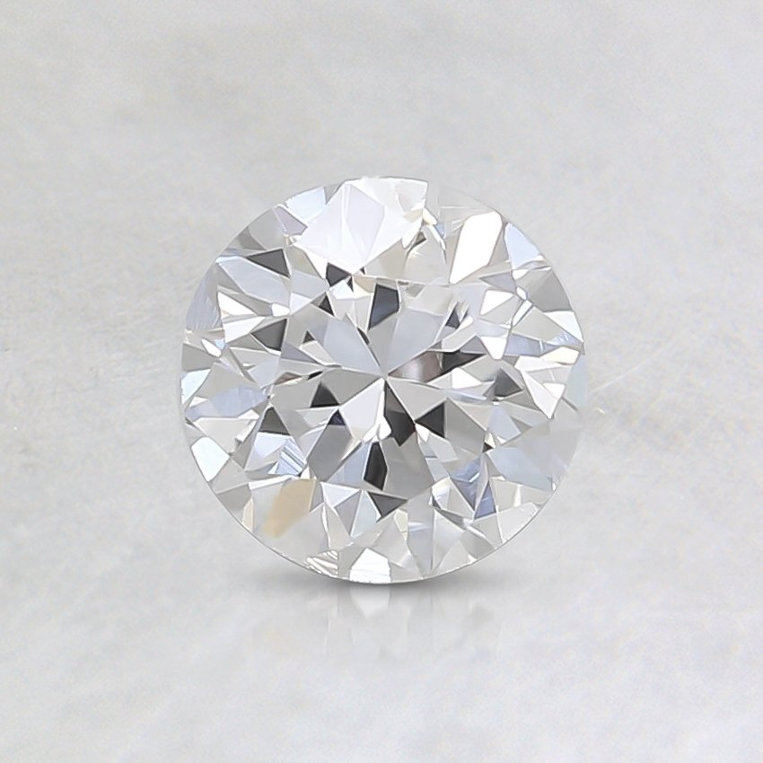 0.64 Ct., F Color, VS2, Old European Cut Diamond