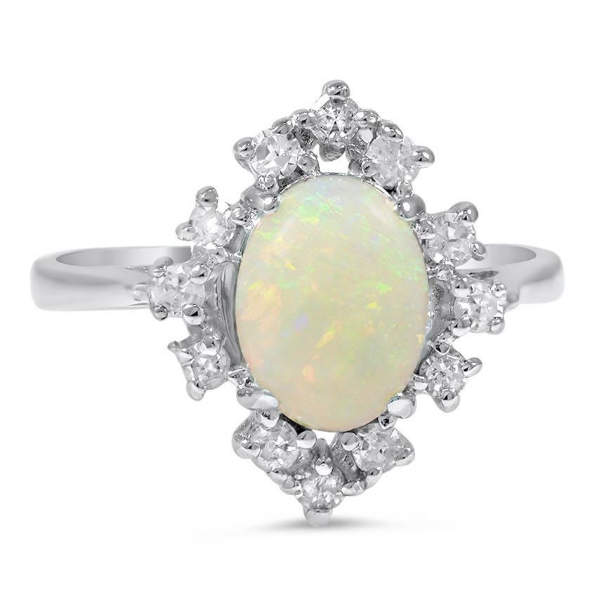 6 Stunning Non Diamond Engagement Rings Brilliant Earth