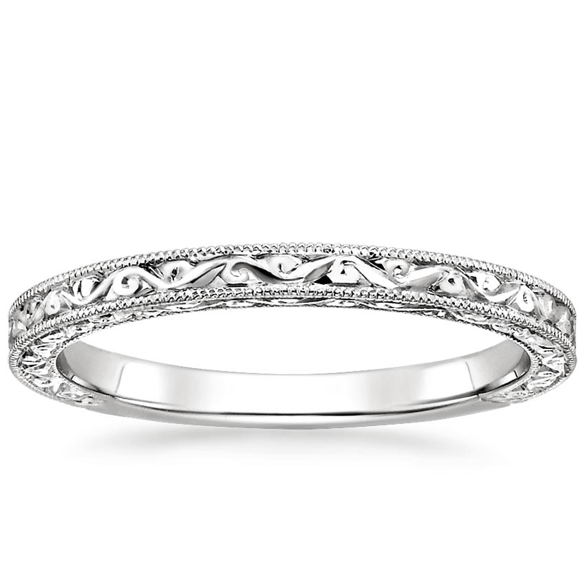 Top Twenty Women's Wedding Rings  - HUDSON RING