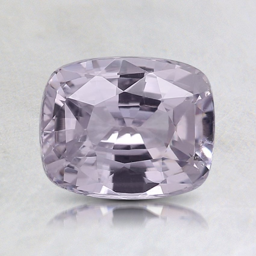 7x6mm Purple Cushion Sapphire