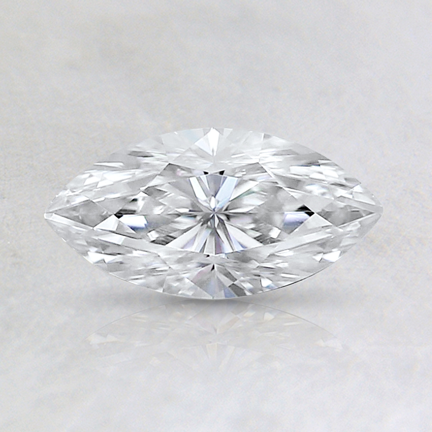 8x4mm Super Premium Marquise Moissanite