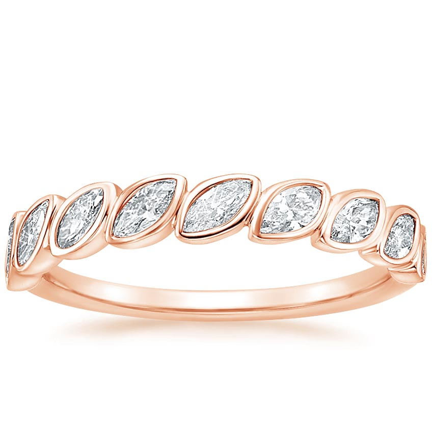 Rose Gold Vida Diamond Ring (1/2 ct. tw.)