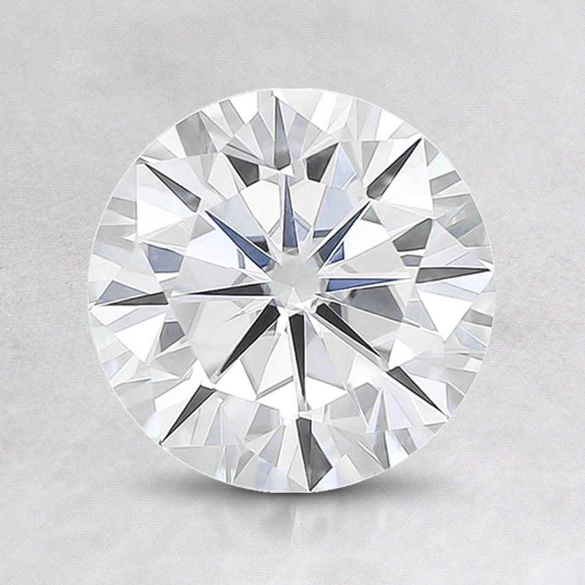 7mm Super Premium Round Moissanite