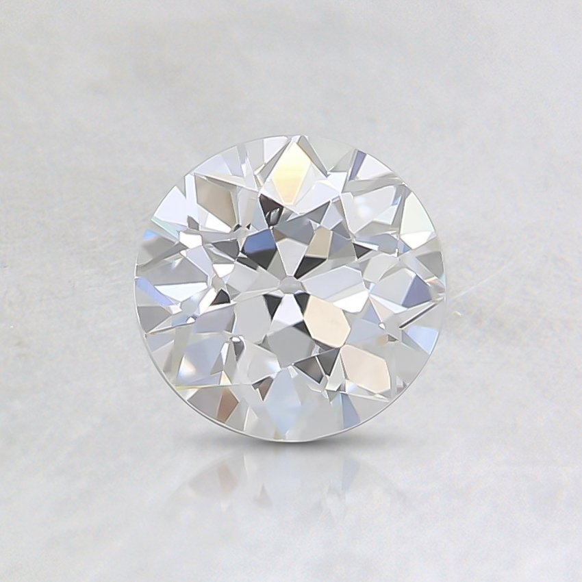 0.72 Ct., G Color, VS1, Old European Cut Diamond