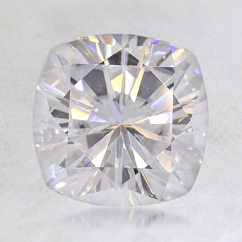 7.5mm Super Premium Cushion Moissanite