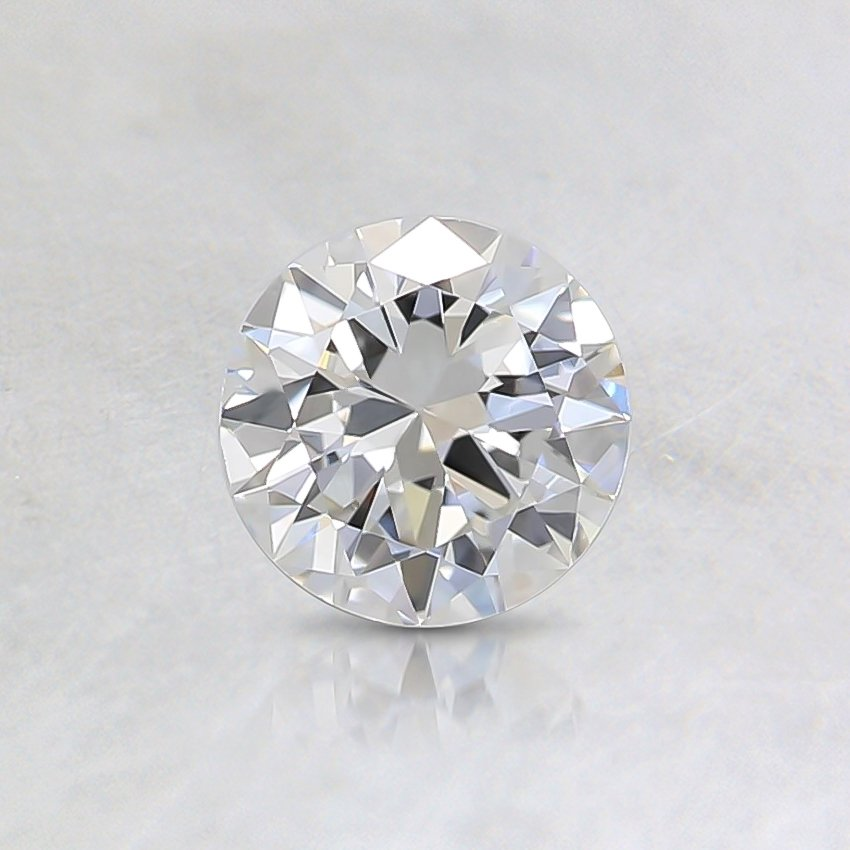 0.50 Ct., H Color, VS2, Old European Cut Diamond