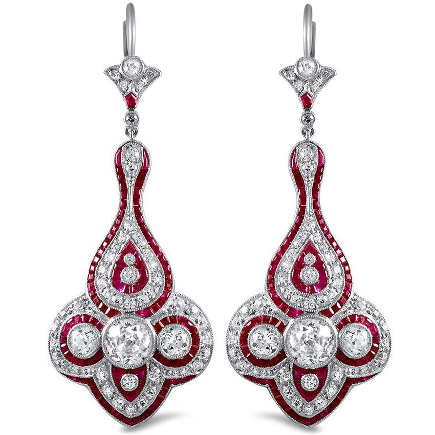 The Versailles Earrings
