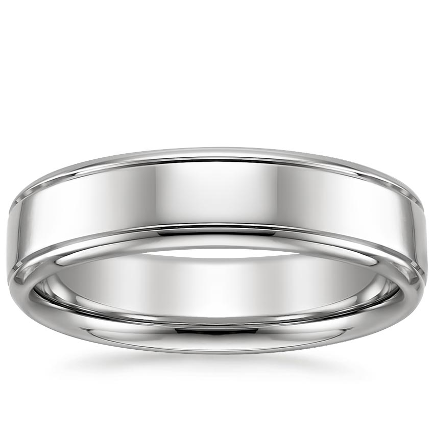 Top Twenty Men's Wedding Rings  - TAHOE WEDDING RING