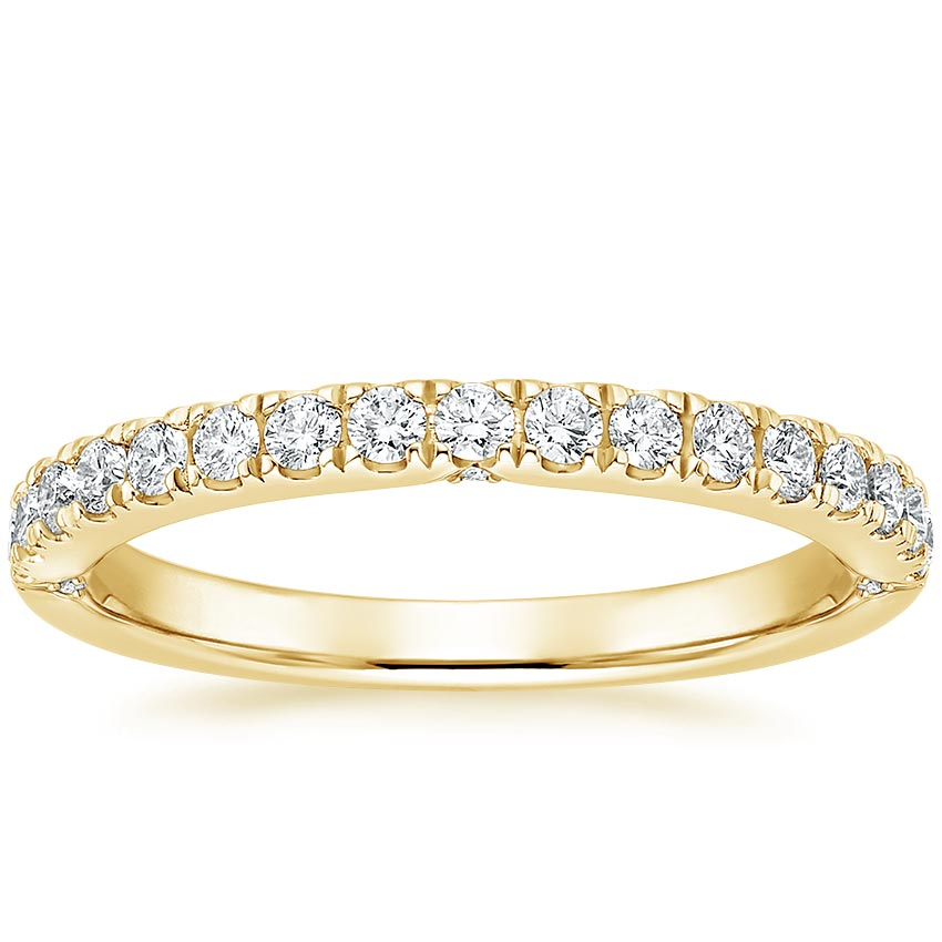 Yellow Gold Luxe Heritage Diamond Ring (1/3 ct. tw.)