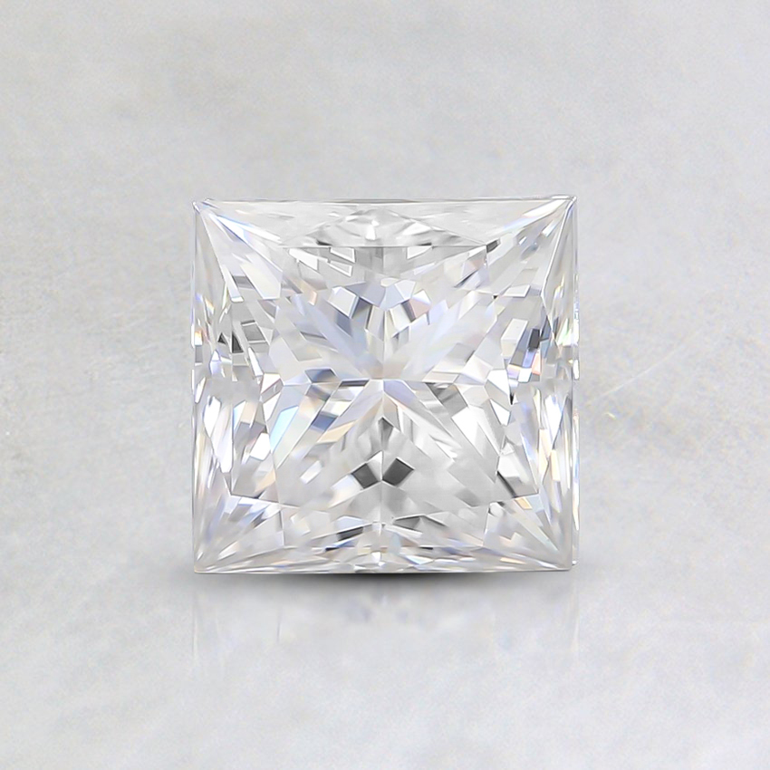 5mm Premium Princess Moissanite