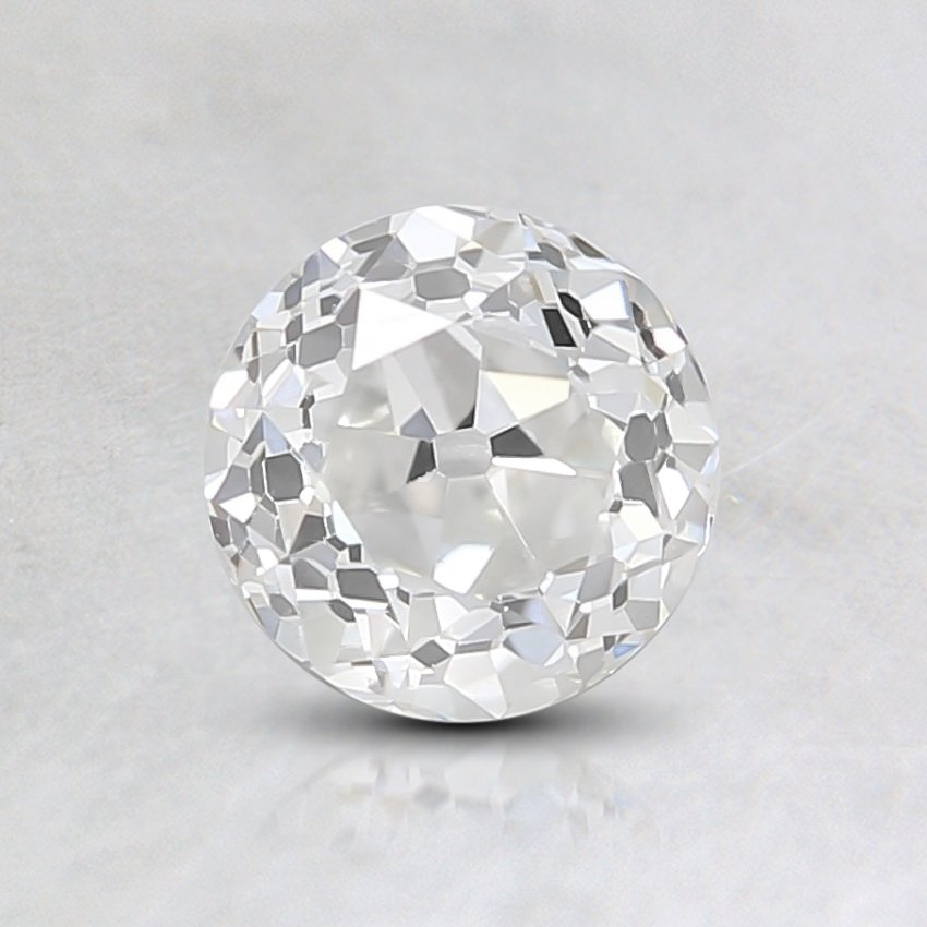 0.70 Ct., H Color, VS1 Clarity, Old European Cut Diamond