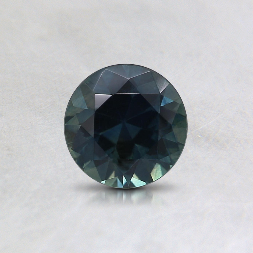 5mm Teal Round Montana Sapphire