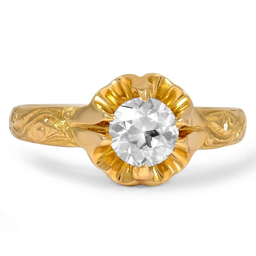 The Clement Ring, top view